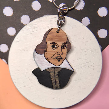Keyring: William Shakespeare