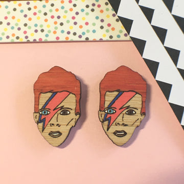 Face Studs: David Bowie