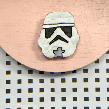Pin: Trooper