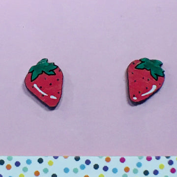 Studs: Strawberries