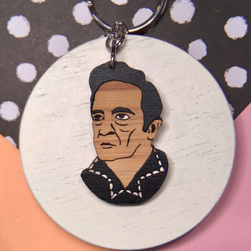Keyring: Johnny Cash