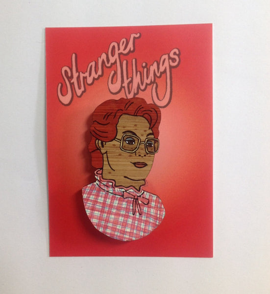 Brooch: Barb - Stranger Things