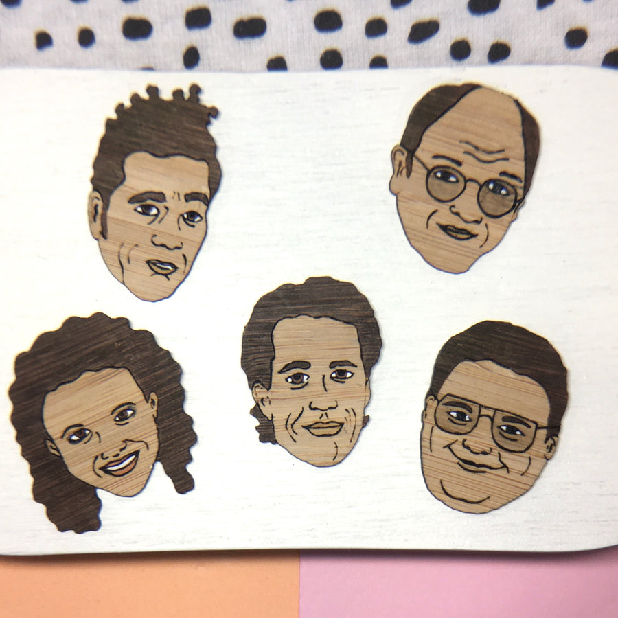 Magnets: Seinfeld