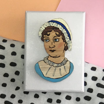 Brooch: Jane Austen