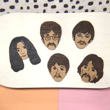 Magnets: The Beatles + Yoko