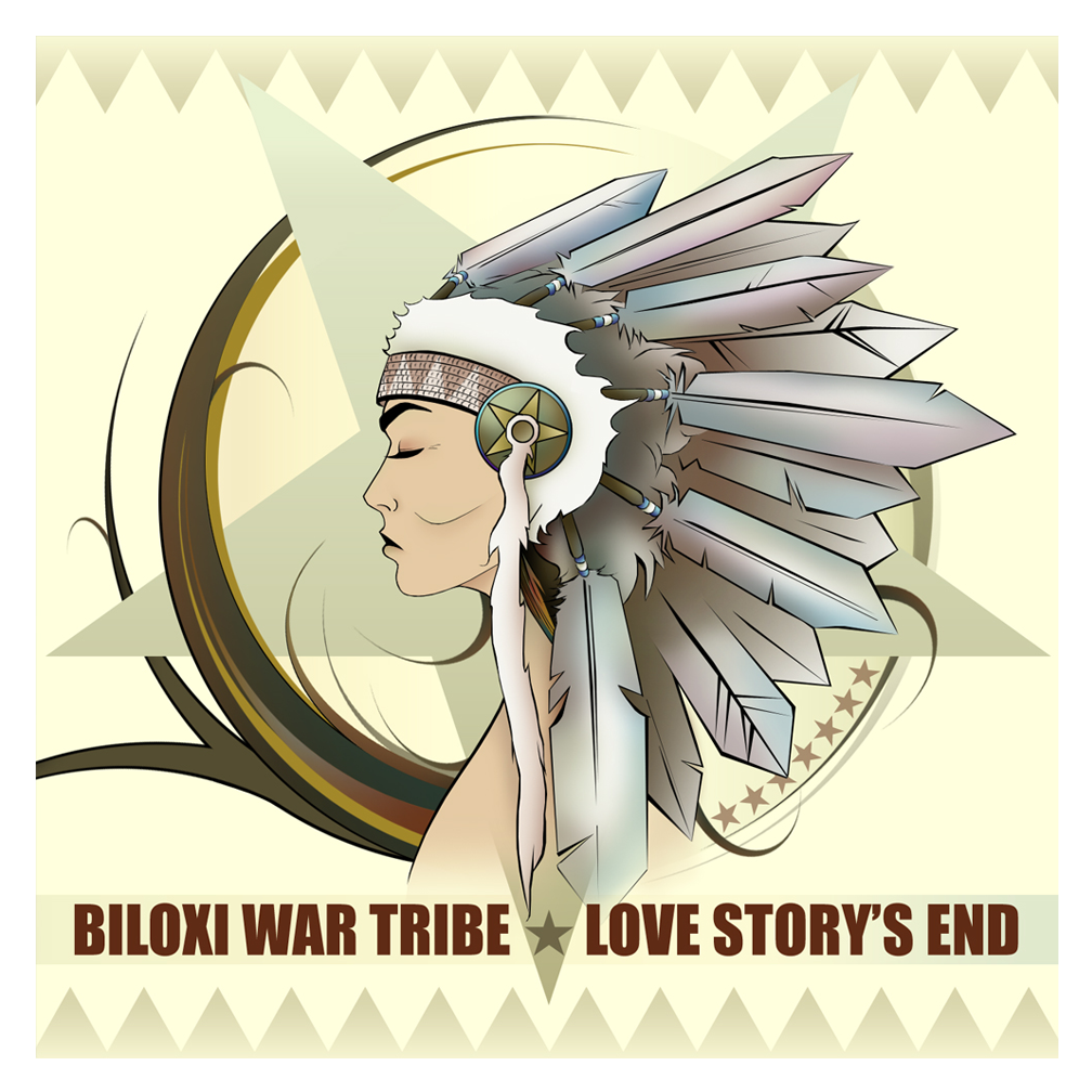 """Biloxi War Tribe"" CD"