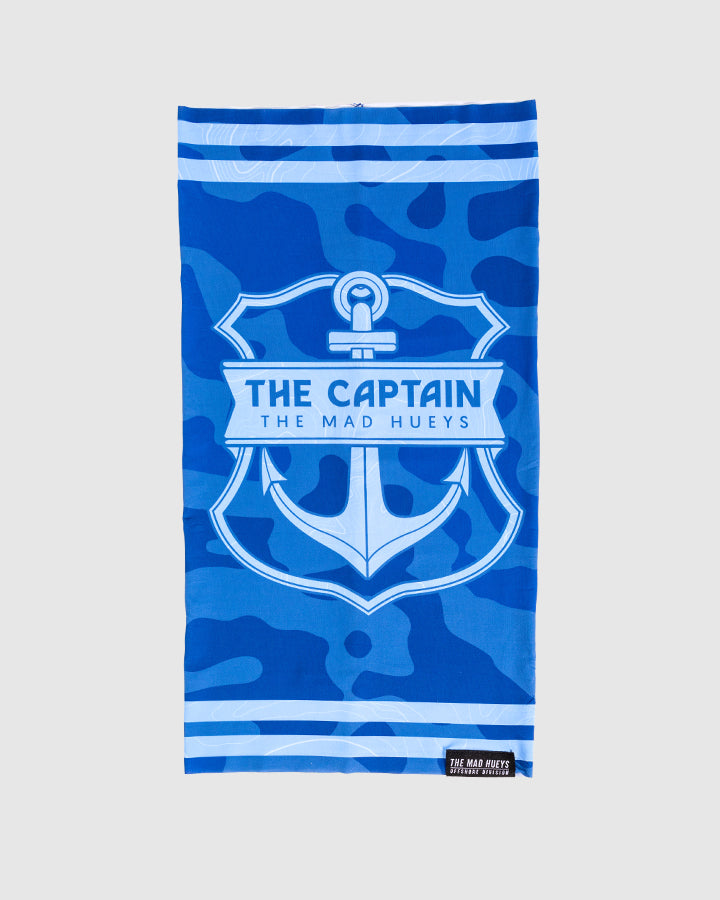 THE CAPTAIN CAMO MULTISCARF