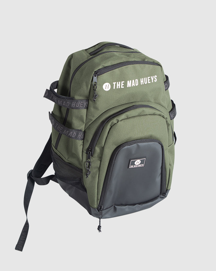 ALL NIGHTER BACKPACK - ARMY GREEN
