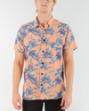 BIG CROC SHORT SLEEVE SHIRT - PEACH