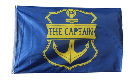 CAPTAIN FLAG