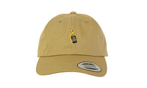 COLD ONE BASEBALL CAP KHAKI