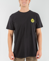 FLAMIN SHOEY SHORT SLEEVE TEE - BLACK