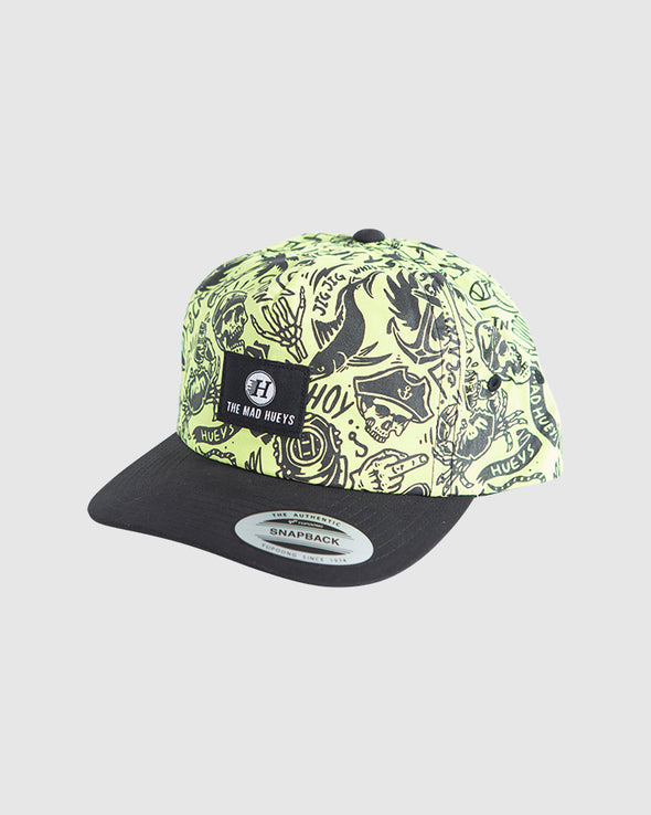 FLASH UNSTRUCTURED SNAPBACK