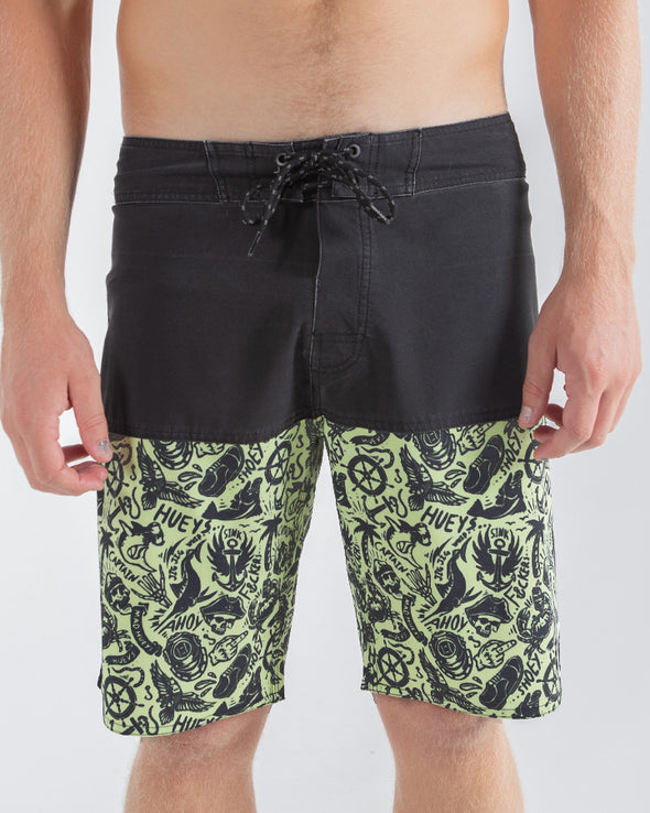 FLASH BOARDSHORT 19""