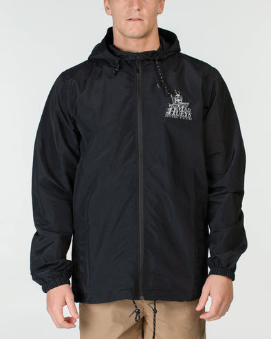 OFFSHORE SPRAY JACKET - BLACK