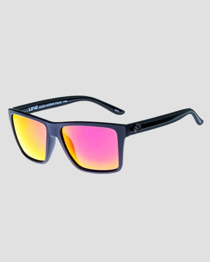 HAZZA MIRROR POLAR- TWIN BLACK