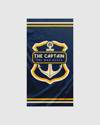 THE RETRO CAPTAIN TOWEL