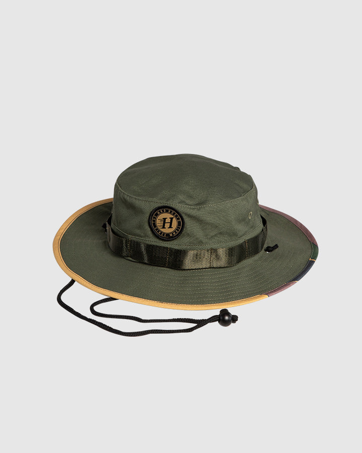 FLYING H FISHING WIDE BRIM HAT