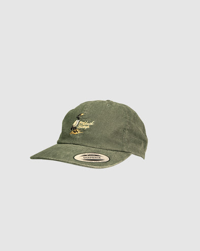 GET TRASHED CANVAS STRAPBACK