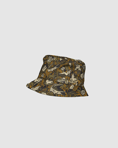 STRAYA REVERSIBLE BUCKET HAT