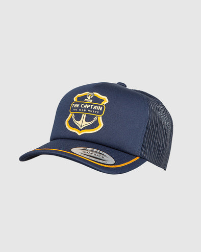 THE RETRO CAPTAIN FOAM TRUCKER