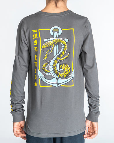 SQUADRON YOUTH LONG SLEEVE TEE