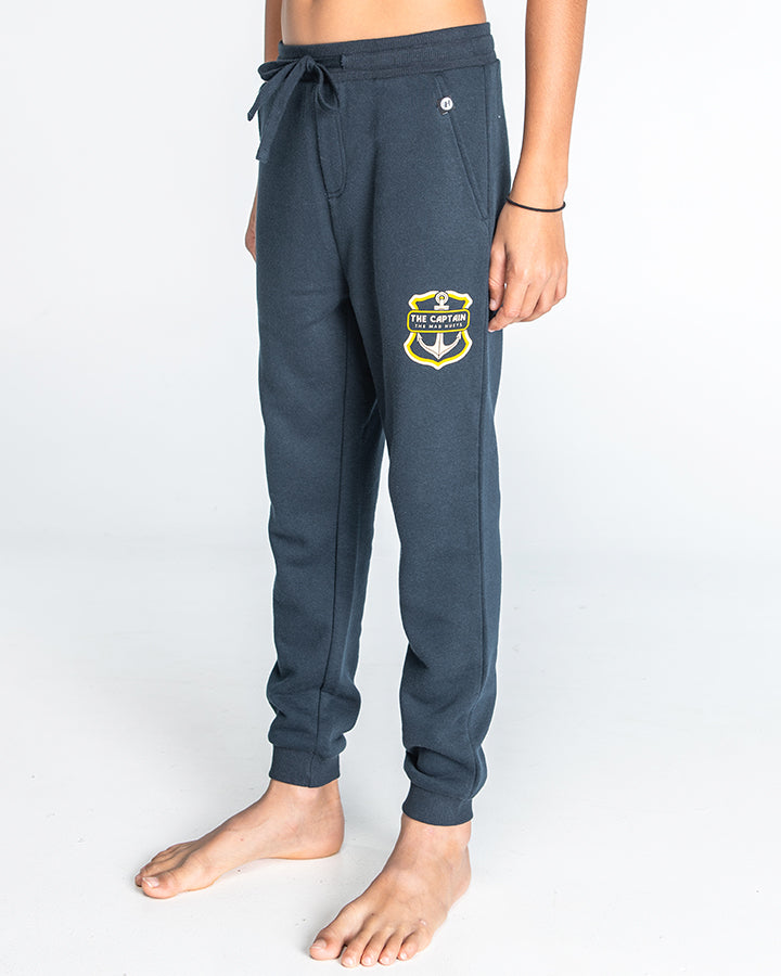 THE RETRO CAPTAIN YOUTH TRACKPANT