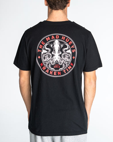 KRAKEN TINS SHORT SLEEVE TEE