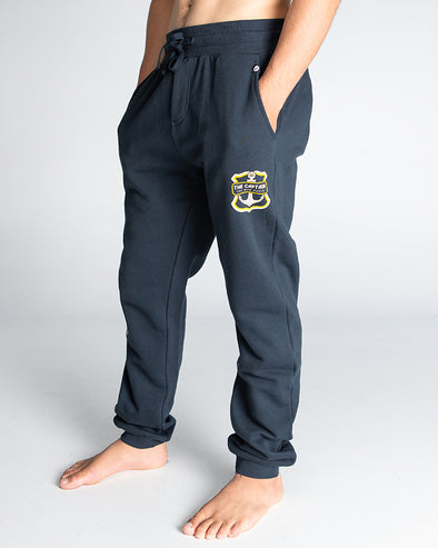 THE RETRO CAPTAIN TRACKPANT - NAVY