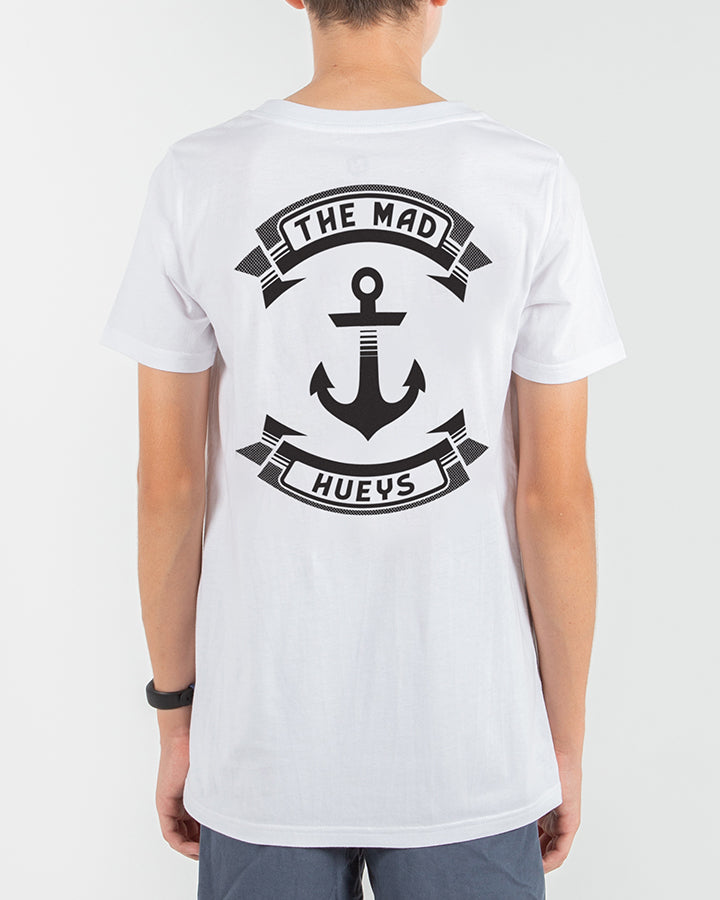 RETRO ANCHOR YOUTH SHORT SLEEVE TEE