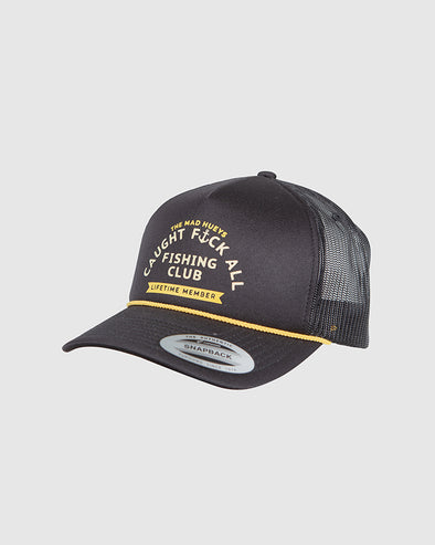 FK ALL FOAM TRUCKER - BLACK
