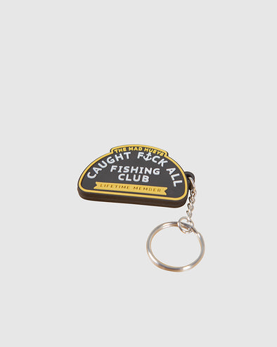 FK ALL KEYRING - BLACK
