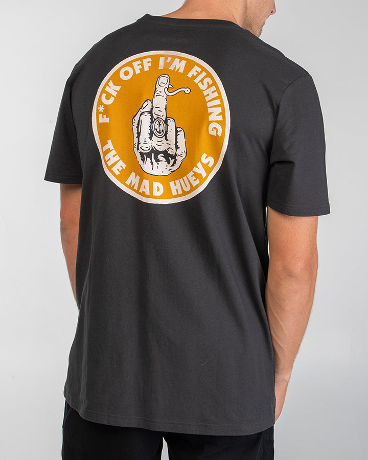 F*CK OFF IM FISHING SHORT SLEEVE TEE