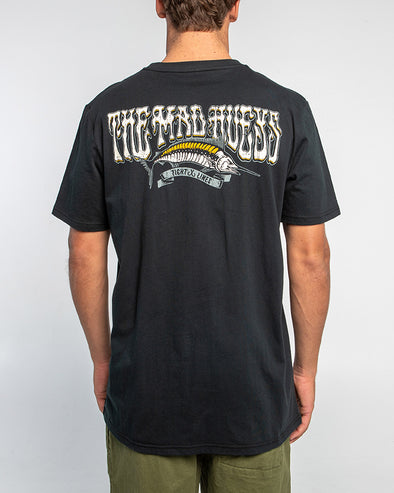 TIGHT LINES SHORT SLEEVE TEE