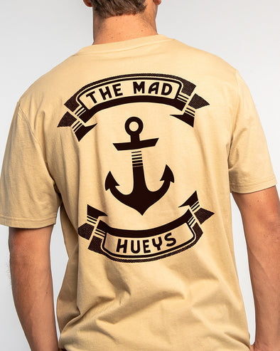 RETRO ANCHOR SHORT SLEEVE TEE