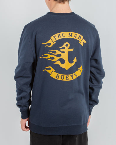 FLAMIN ANCHOR CREW - NAVY
