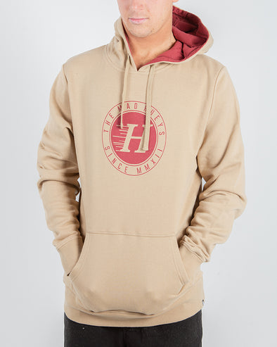 SOLID PULLOVER - TAN