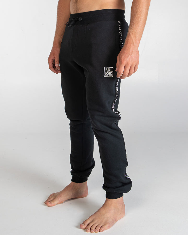 DEEP SEA TRACKPANT - BLACK