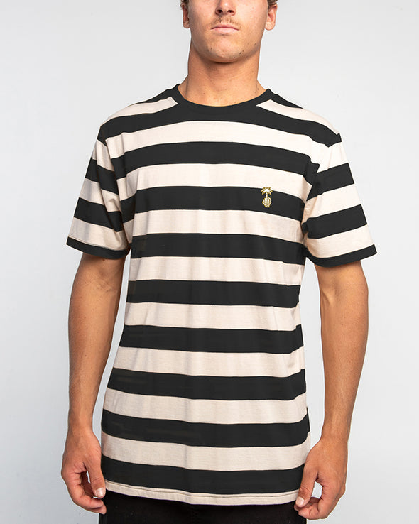 FKR STRIPE SHORT SLEEVE TEE