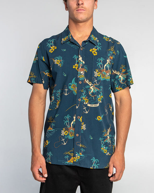 PARADISE ALE SHORT SLEEVE SHIRT