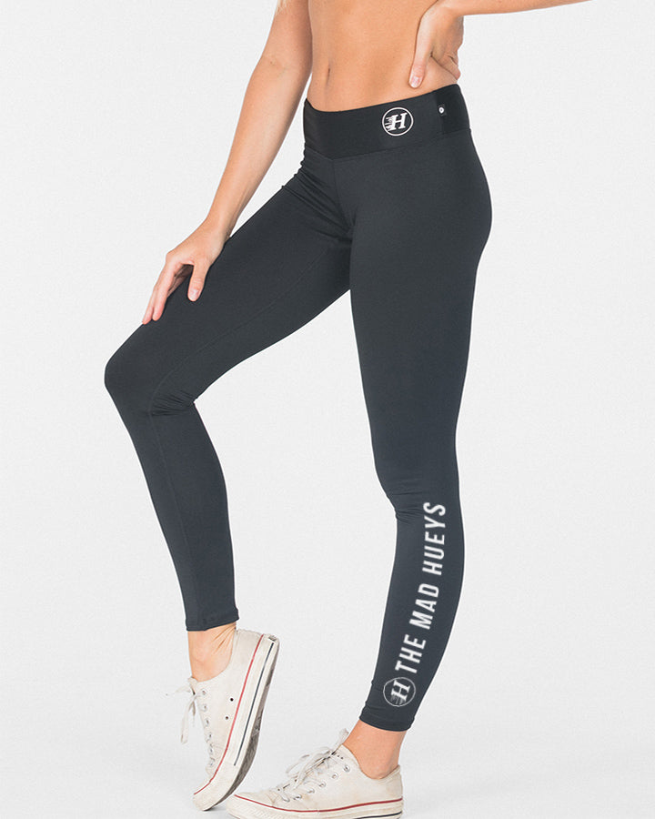 THE WOMENS BASIC LEGGING - BLACK