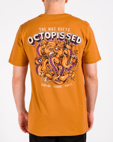 OCTOPISSED II SHORT SLEEVE TEE