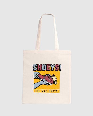 SHOEYS TOTE BAG - OFF WHITE