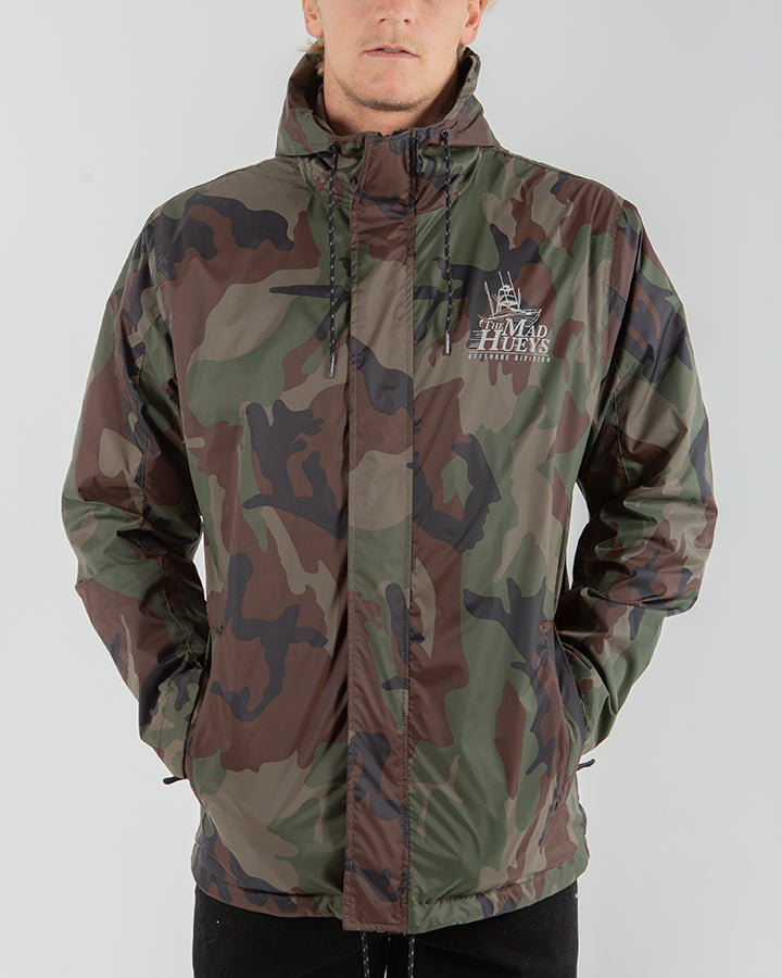 OFFSHORE DIVISION JACKET - CAMO