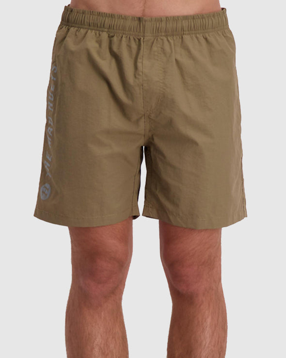 QUICKDRY LOUNGER SHORT - SAND