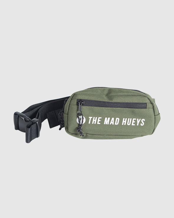 TECH BUMBAG - ARMY GREEN
