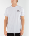 WIZARDS SHORT SLEEVE TEE - WHITE