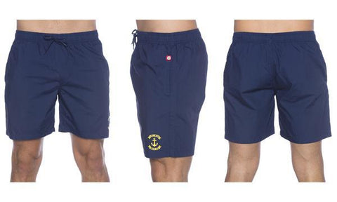 ANCHOR BEACH SHORTS NAVY