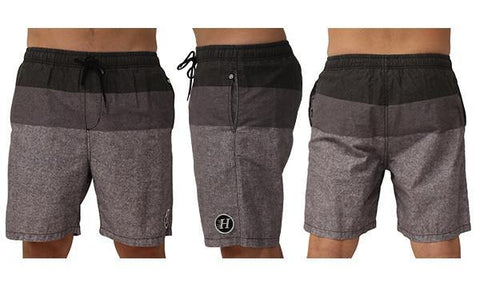 CREST POOL SHORT GREY