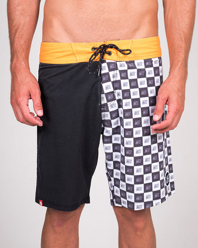 "DOGTOWN BOARDSHORT 19"" - BLACK"